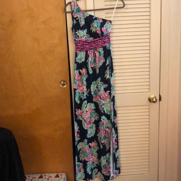 ae30c4c43f Lilly Pulitzer Dresses   Skirts - Malia maxi dress Lilly Pulitzer